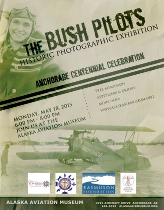 The Bush Pilots - Historic Photographic Exhibition