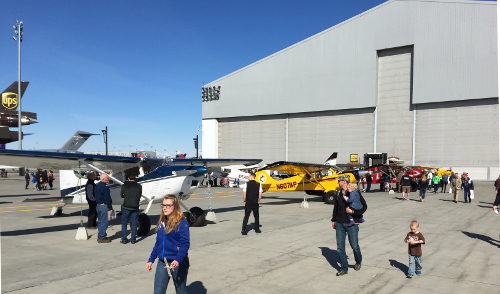 Great Alaska Aviation Gathering